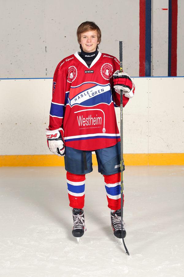 #5 Niklas Rognaldsen