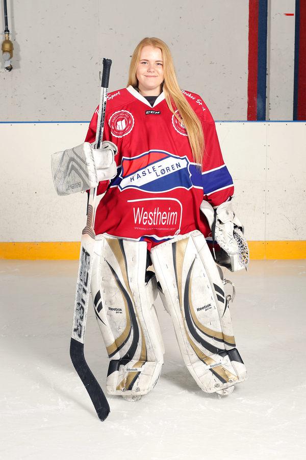 #1 Rebekka Abrahamsen