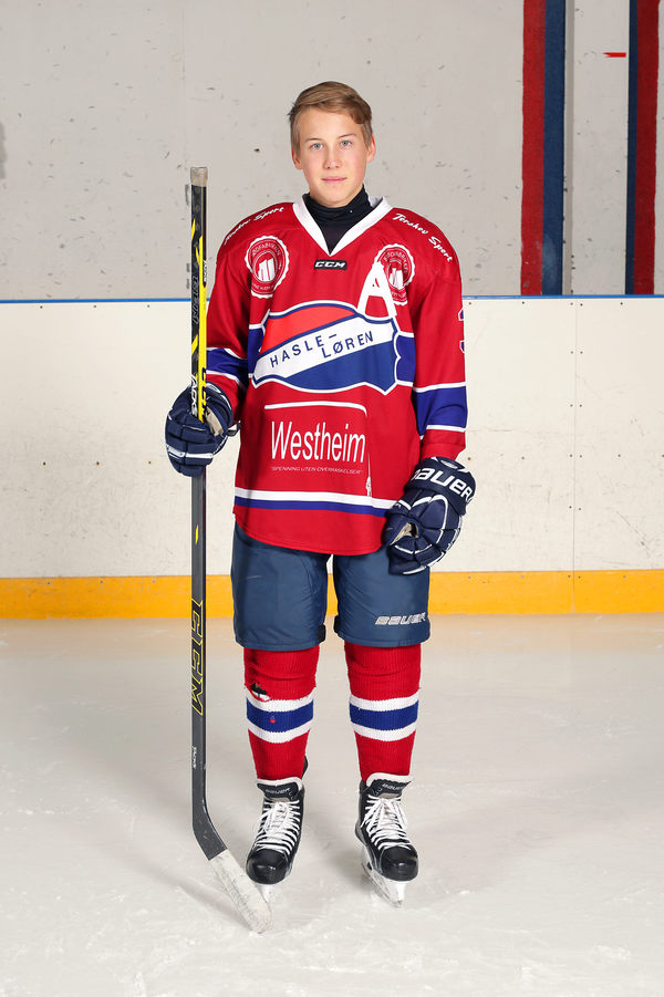 #36 Sander Jensen