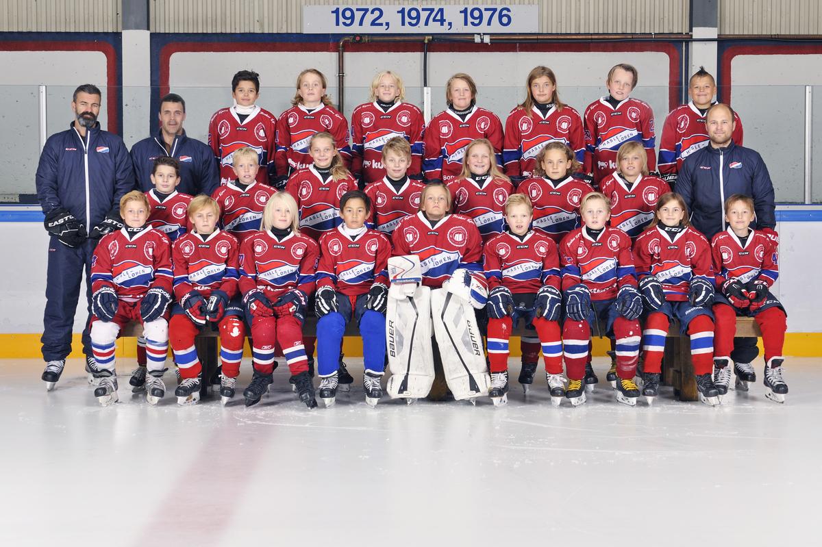 U11 sesongen 2016/17