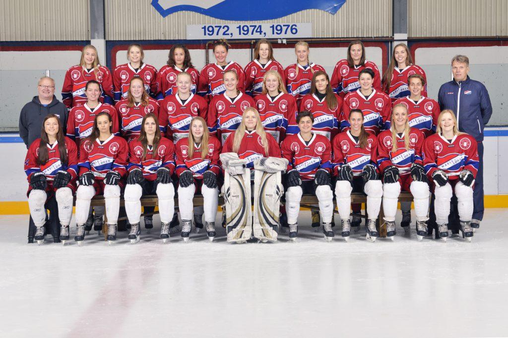 Job: 201617-sport-klubb-Hasle-Løren IL Group: Hasle-Løren Hockey - Damer