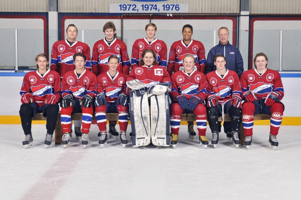 Job: 201617-sport-klubb-Hasle-Løren IL Group: Hasle-Løren Hockey - U20