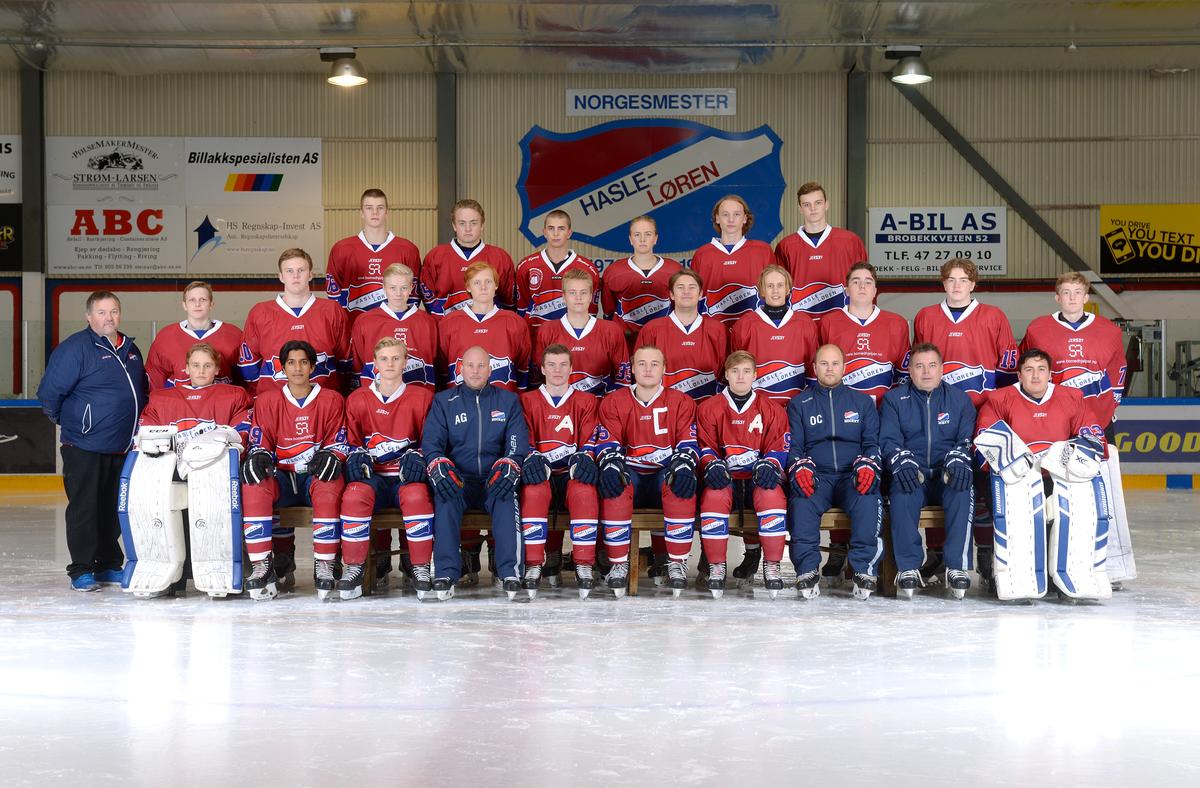 HL U18 sesongen 2018-19