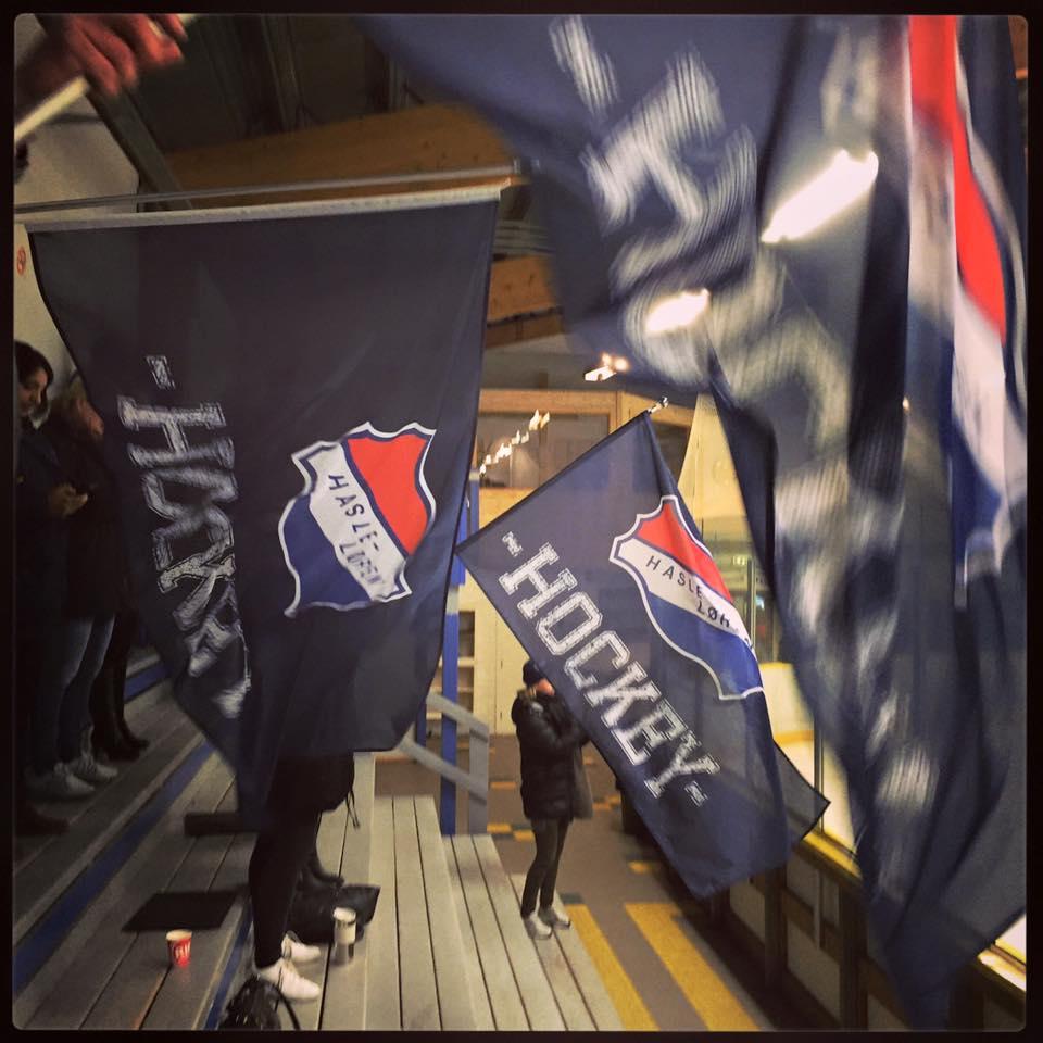 Supporter-flagg